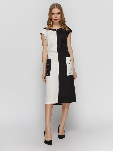 Сукня двоколірна RUTA-S 4855845