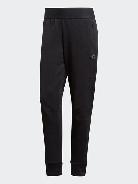 Брюки черные Adidas 4829690