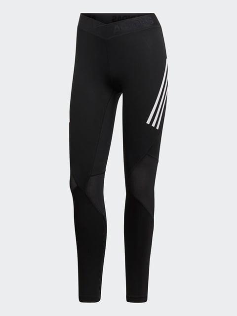 Леггинсы черные Adidas 4842790