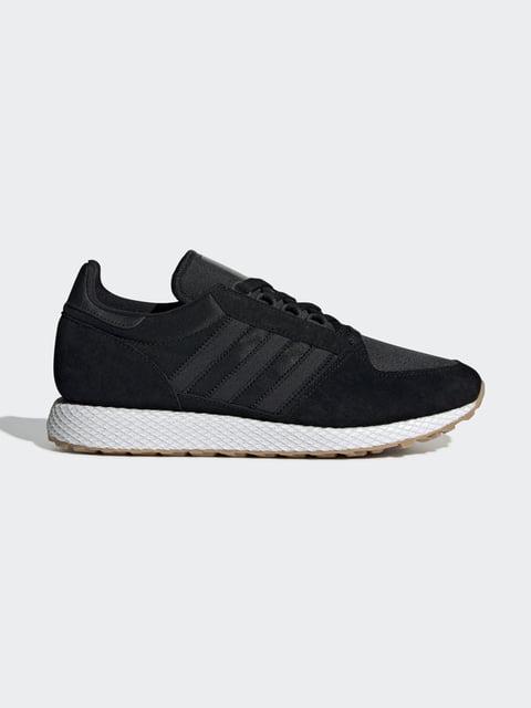 Кроссовки черные Adidas Originals 4829469