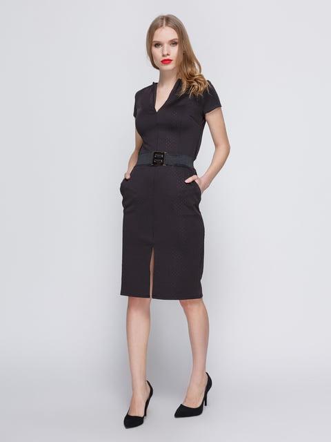 Сукня чорна My Monday 2350966
