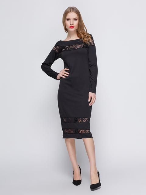 Сукня чорна My Monday 2886751