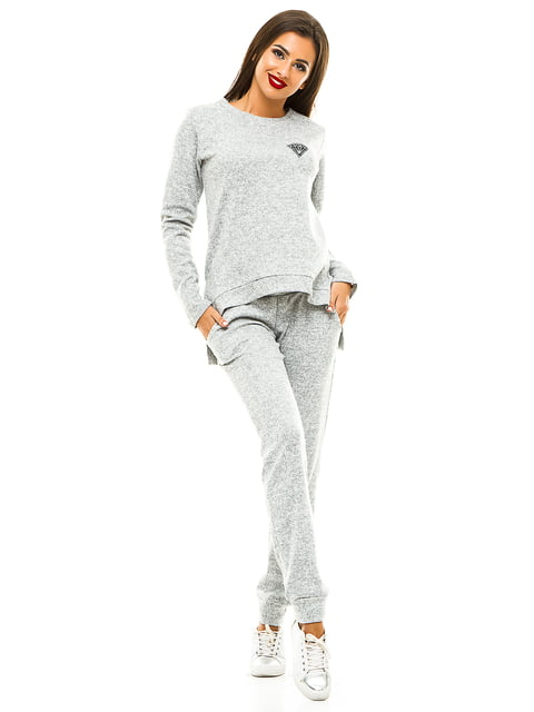 Костюм спортивный: джемпер и брюки Exclusive. 4635845