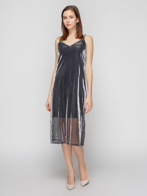 Сукня срібляста Mango 4789571