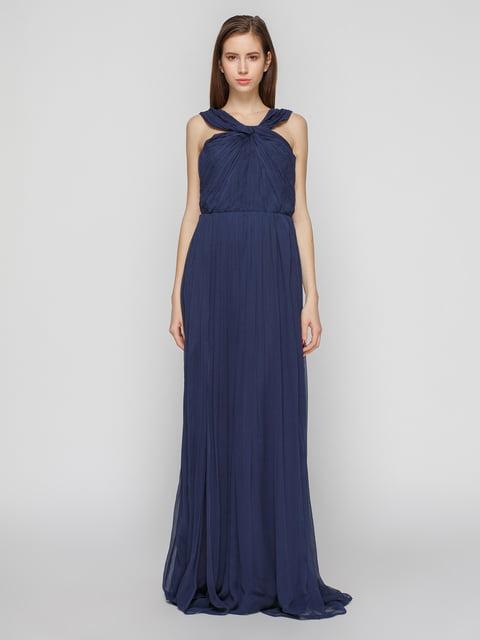 Сукня синя Mango 4791170