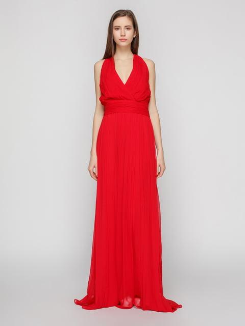 Сукня червона Mango 4791043