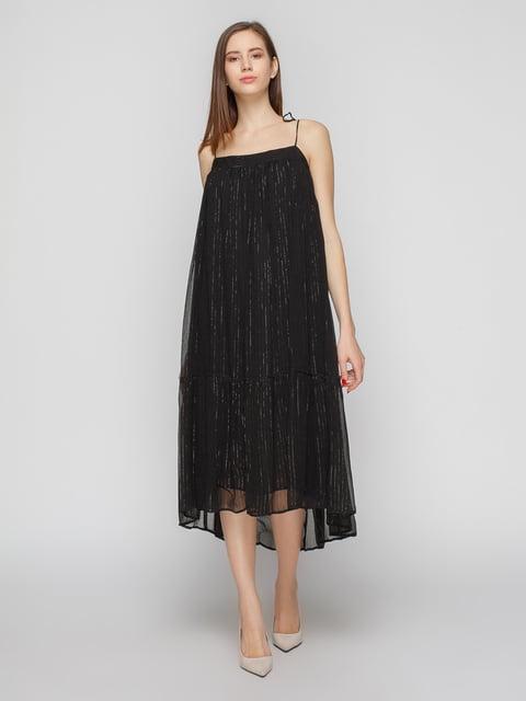Сукня чорна Mango 4791312