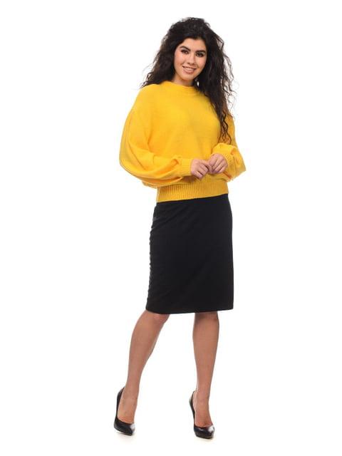 Джемпер желтый G-Rom 4864132