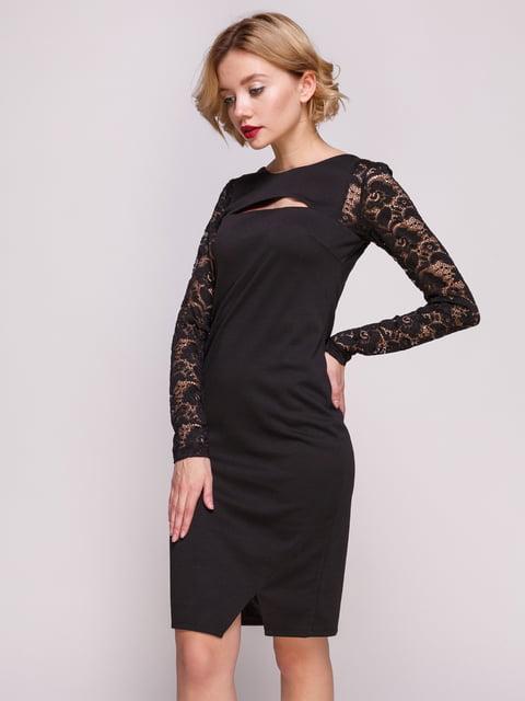 Сукня чорна My Monday 3068024