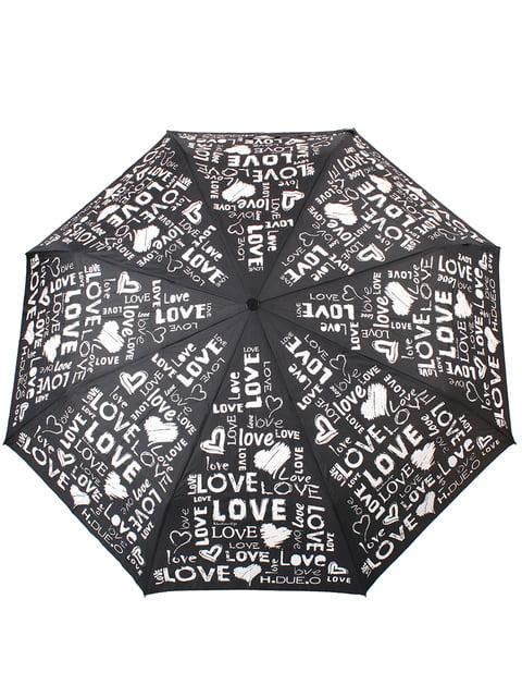 Зонт компактный механический H.DUE.O 4856052