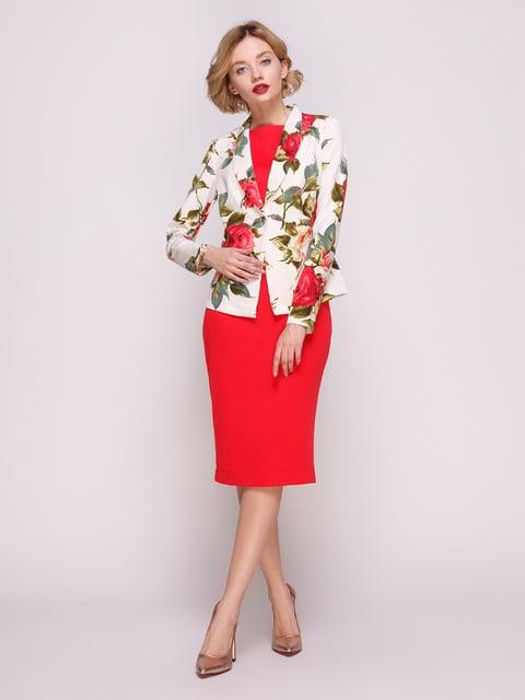 Костюм: жакет и платье My Monday 3507146