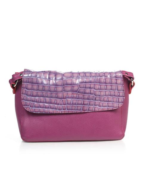 Сумка фиолетовая Monika Ricci 4861370