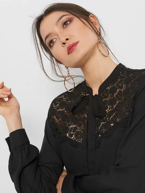 Блуза черная Orsay 4820533