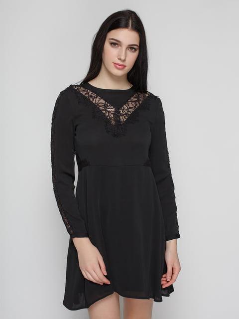 Сукня чорна Mango 4789412
