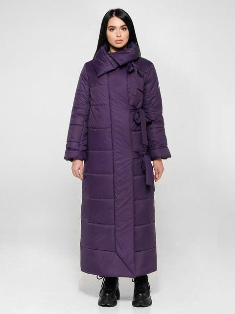 Пальто фиолетовое Favoritti 4828109