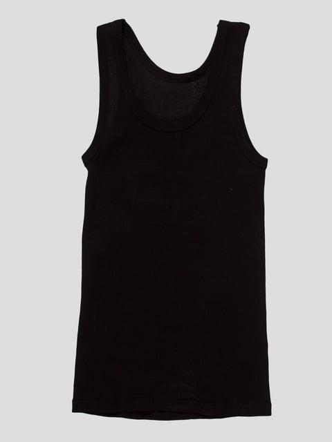 Майка чорна NM одежда 4759708