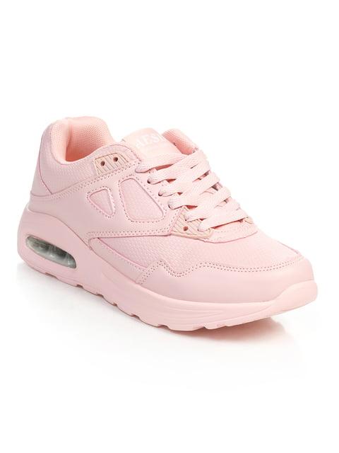 Кроссовки розовые AESD 4865614