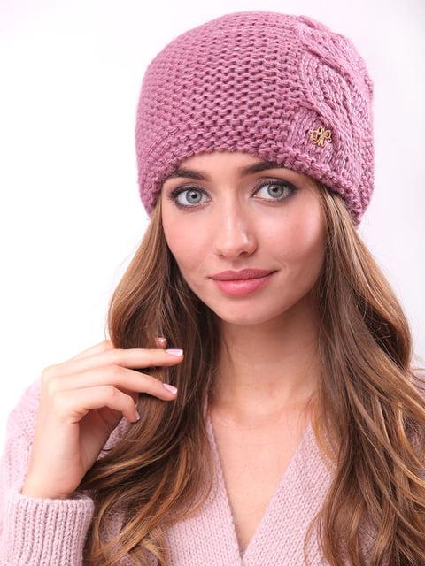 Шапка розовая Retto 4866861