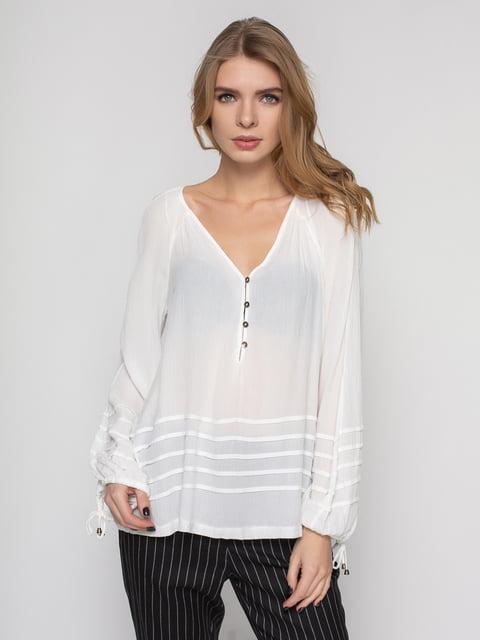 Блуза біла Mango 4791438