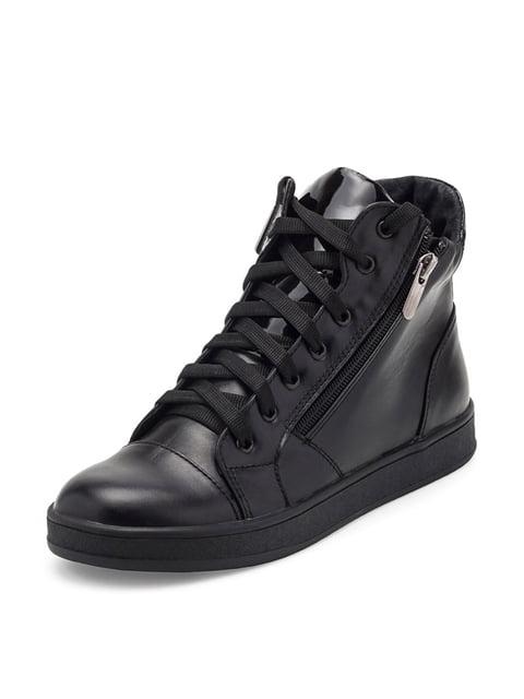 Ботинки черные Tops 4827835