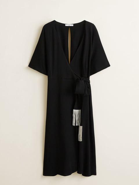 Сукня чорна Mango 4861049