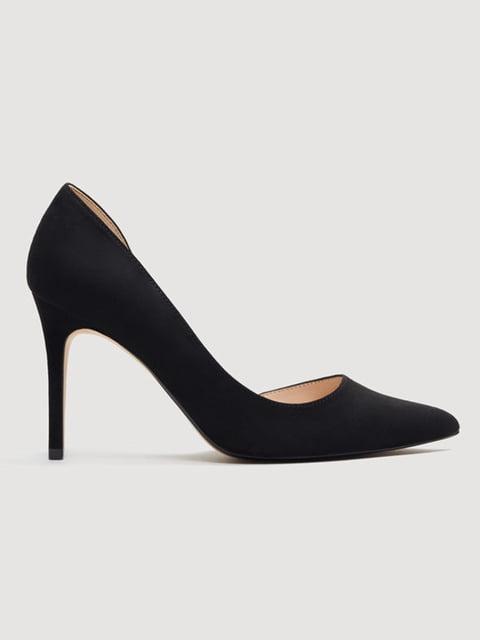 Туфли черные Mango 4861086