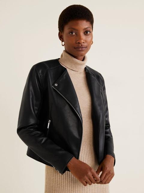 Куртка черная Mango 4861153