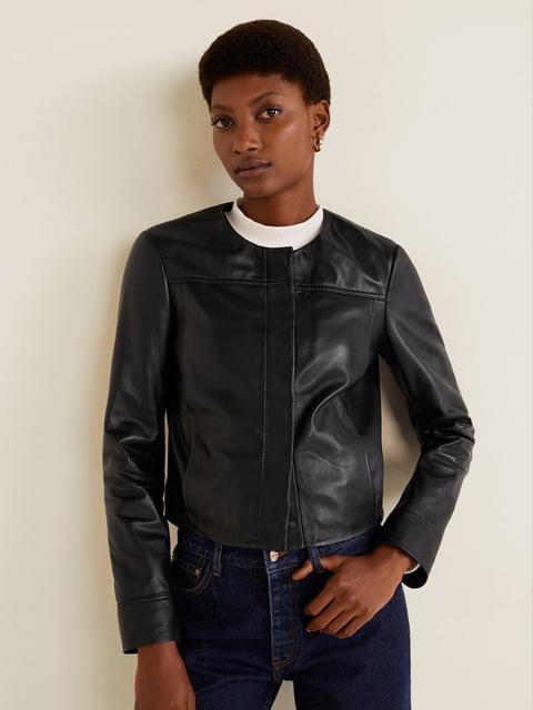 Куртка черная Mango 4867060