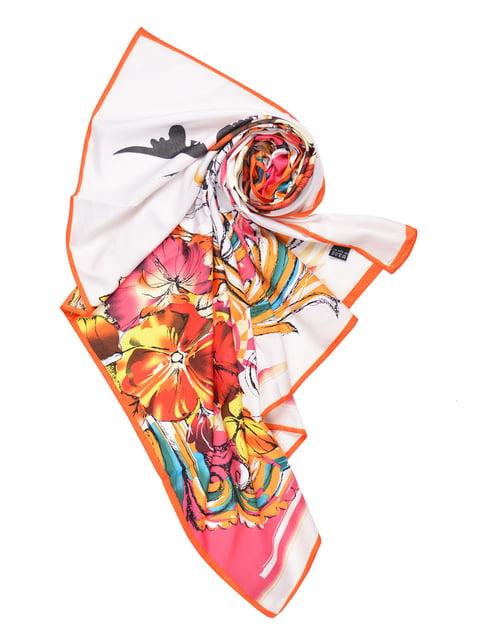 Платок в цветочный принт Fashion Look 4868252