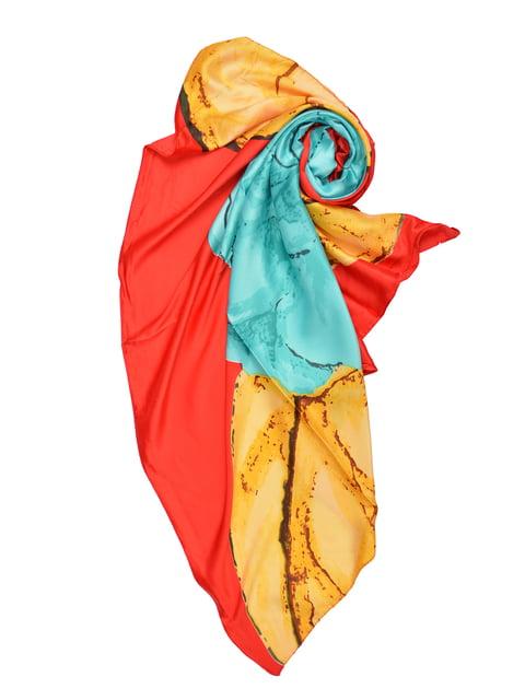 Платок разноцветный Fashion Look 4868262