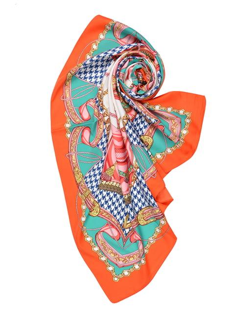 Хустка в принт Fashion Look 4868266