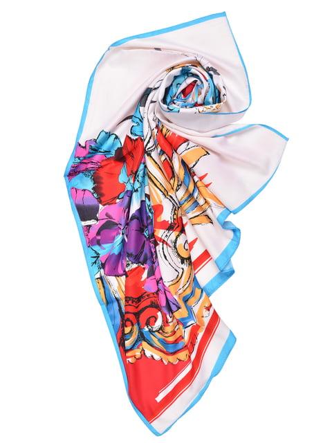 Платок в цветочный принт Fashion Look 4868277