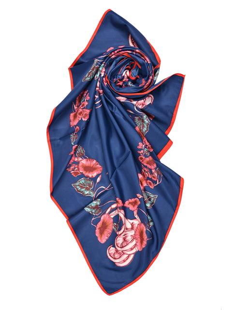 Платок в цветочный принт Fashion Look 4868282