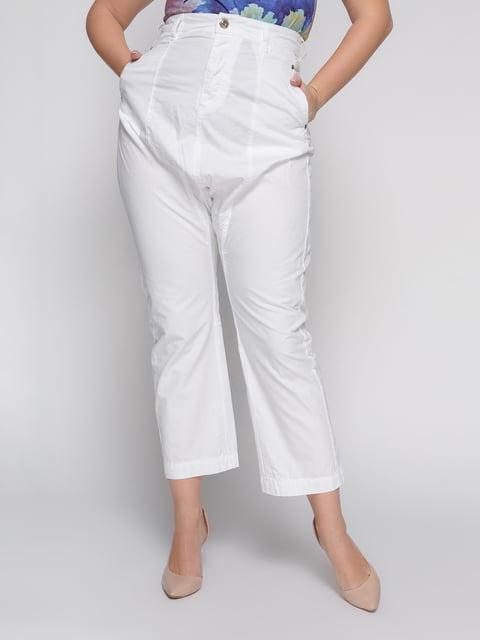 Штани білі Sexy Woman 3957415