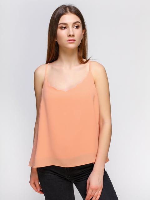 Майка персикового кольору Pimkie 4550789