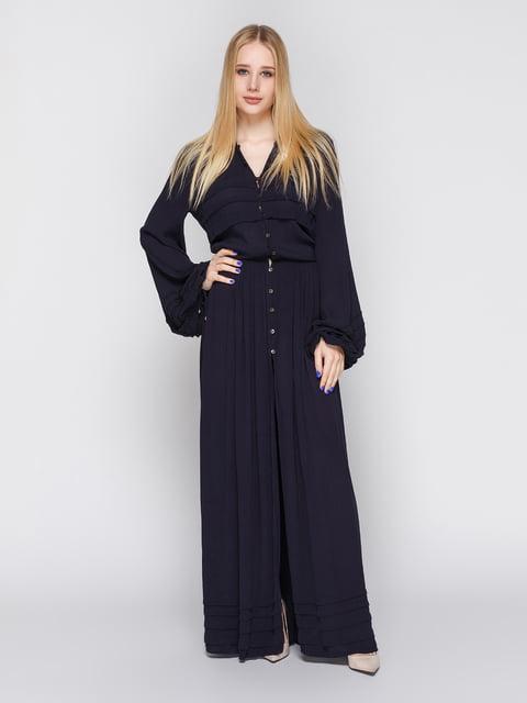 Сукня темно-синя Mango 4791402