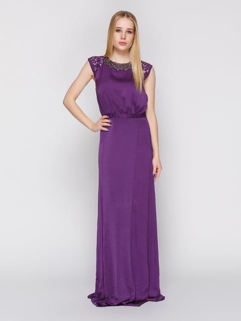 Сукня фіолетова Mango 4842283