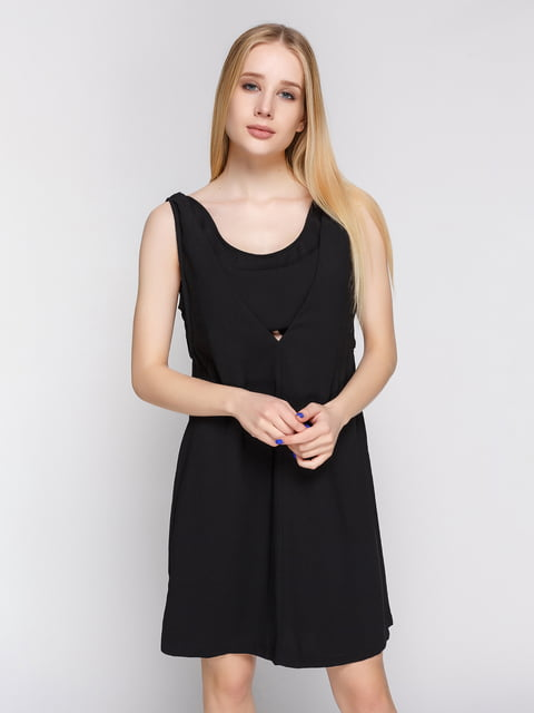 Сукня чорна Mango 2218668