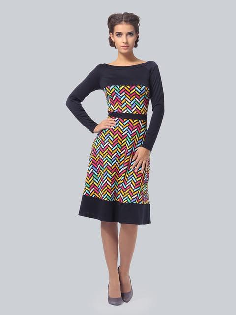 Платье в принт AGATA WEBERS 4783681