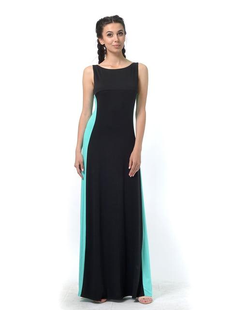 Платье комбинированной расцветки AGATA WEBERS 4783688