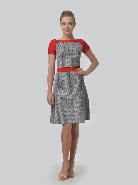 Платье в принт AGATA WEBERS 4864333