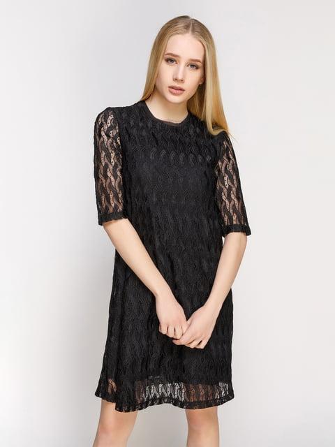 Сукня чорна Mango 4789621