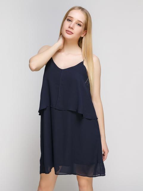 Платье темно-синее Mango 2565839