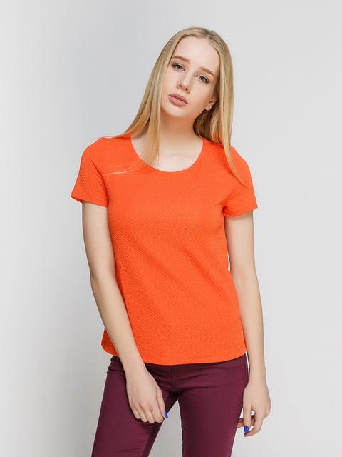 Блуза помаранчева Pimkie 3783116