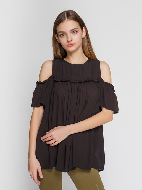 Блуза чорна Pimkie 4551901