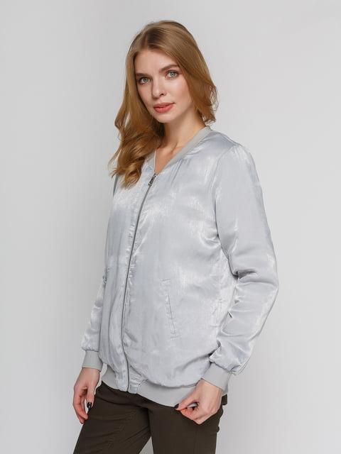 Куртка серая Pimkie 3781460