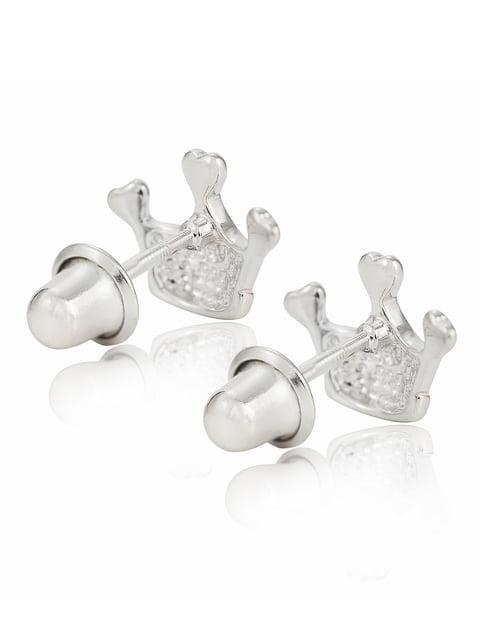 Сережки «Корона» UMa&UMi 4875716