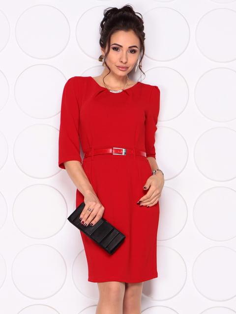 Сукня червона Laura Bettini 4857654