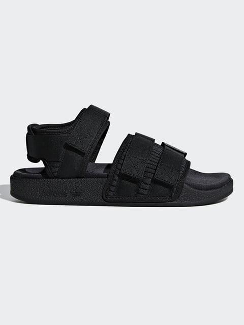 Сандалии черные Adidas Originals 4863184