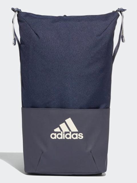 Рюкзак синий Adidas 4829674